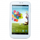 "M791 7"" Android 4.2 Dual-core Tablet PC w/ Wi-Fi, TF, Dual-SIM and Bluetooth - White + Silver"