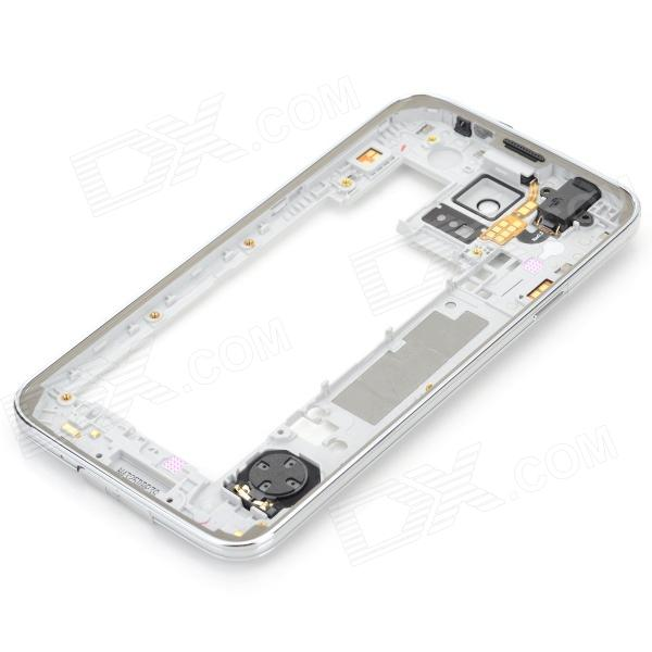 huge discount a1753 25664 Samsung Plastic Repair Parts Replacement Middle Plate Frame for Samsung  Galaxy S5 - Silver