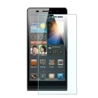 Mr.northjoe 0.3mm 2.5D 9H Tempered Glass Film Screen Protector for  Huawei Ascend P6 - Transparent
