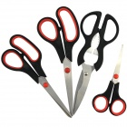 "4-in-1 5-1/2"", 7-1/2"", 8-1/2"",  8"" Scissors Set"