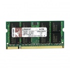 Kingston ValueRAM 1GB 667 MHz DDR2 Non - ECC CL5 DIMM Notebook Memory KVR667D2S5 / 1G