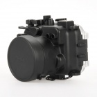 Meikon Underwater Diving Camera Waterproof Cover Case for Panasonic GM1- Black