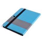ROCK PU Leather Case Cover Stand w/ Auto Sleep for Samsung Galaxy Tab Pro 10.1 T520 / T521 - Blue