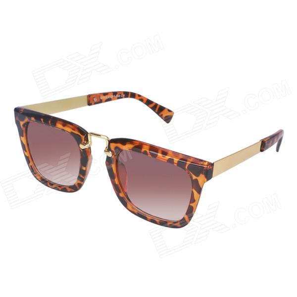 OREKA Women's UV400 Protection PC Lens Sunglasses - Tawny