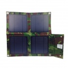 10W USB 4-in-1 Solar Powered Moible Charging Panel