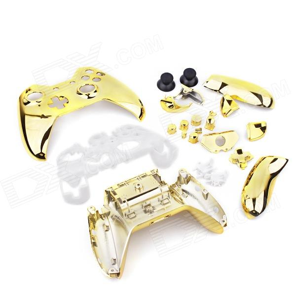 все цены на 008 DDK Wearable Electroplated Case for XBOX ONE - Golden онлайн