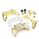 008 ddk wearable electroplated case for xbox one - golden