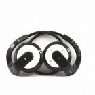 OYK OK-100 Wireless Bluetooth V2.1 Earhook Sports Headphone for IPHONE / IPAD - Black + White