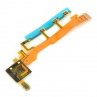 Replacement Power Jack Flex Cable for Sony L36h - Golden + Blue