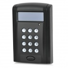 LJL-3 Smart Attendance System Password Access Controller - Black