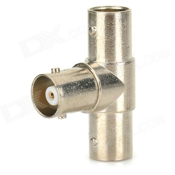 BNC Q9 Female Aluminum Alloy Connector / Adapter for Video / Monitoring Device bnc м клемма каркам