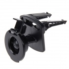 Air Outlet Mounted Navigator Support GPS Holder Stand for Car - Black
