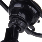 Universal 360 Degree Rotation Car Holder w/ Suction Cup for IPHONE / Samsung - Black