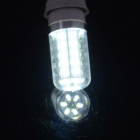 HZLED E14 4W 400lm 36-SMD 5630 LED Cool White Light Corn Lamp - White