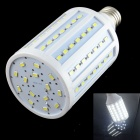 HZLED E27 18W 6000K 1600lm 98-SMD 5630 LED White Light Mais-Lampe - Weiß (AC 220 ~ 240V)