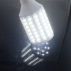 HZLED E27 18W 1600lm 98-SMD 5630 LED Cool White Light Corn Lamp