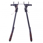 HJ-1100P Carbon Fiber Retractable Landing Gear Skid Set for DJI S800/S800 EVO Multicopters