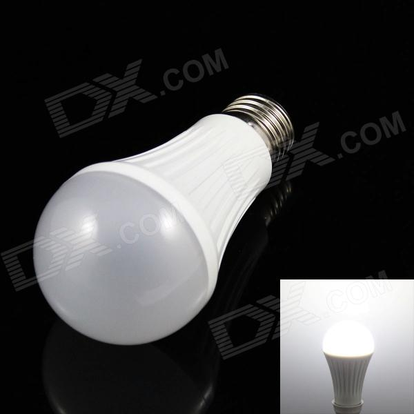 SKLED E27 10W 780lm 6000K 32-3014 SMD LED White Light Dimmable Bulb - White (AC 110V) ss7 g50c e27 2w 145lm 6000k 24 smd 3014 led white light bulb white ac 220v