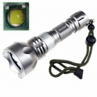 ALETO KL150 CREE XM-L T6 900lm 5-Mode Diving Flashlight - Silver (1 x 18650 / 3 x AAA)