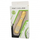 CPM-01 2.4GHz Wireless Laser Pen Mouse w/ USB Receiver - Light Green