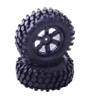 96mm Climbing Tire - Black