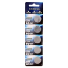 LIR2016 Rechargeable 20mAh 3.6V Lithium Ion Cell Button Batteries (5 PCS)