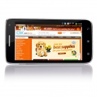 "Z.doxio S960 MTK6572 tokjerners Android 4.2.2 WCDMA telefonen med 5.0"" skjerm, 5.0MP, Wi-Fi, FM"