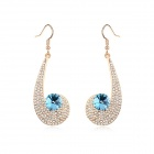 Angibabe Crystal Zinc Alloy Earrings