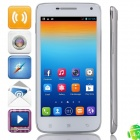 "Z.doxio S960 MTK6572 Dual-Core Android 4.2.2 WCDMA Bar Phone w/ 5.0"" IPS, 5.0MP, Wi-Fi, FM - Silver"