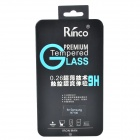 Rinco Thin Durable 0.26mm 9H 2.5D Arc Tempered Glass Screen Guard Protector for Samsung Note 2