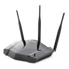JCG JHR-N835R 300Mbps Three Antenna High Power Wireless Router - Black