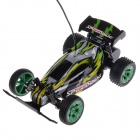 XQGS40 1:24 Hurricane Speed Remote Controlled R/C Car - Green + Black