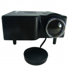 Mini Home High Definition LED Projector w/ Supports HDMI - Black