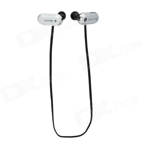 Aita AT-BT33 Sports Bluetooth V4.0 Stereo In-ear / Ear-hook Headset / Headphone Set for Cell phone nameblue st 33 sports bluetooth v4 0 in ear earphone headphone set w microphone volume control