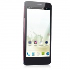 "Utime FX Android 4.2 MTK6589 Quad-Core WCDMA Bar Phone w / 5.0 ""qHD IPS, GPS, 4 Go ROM, 8MP-Noire"