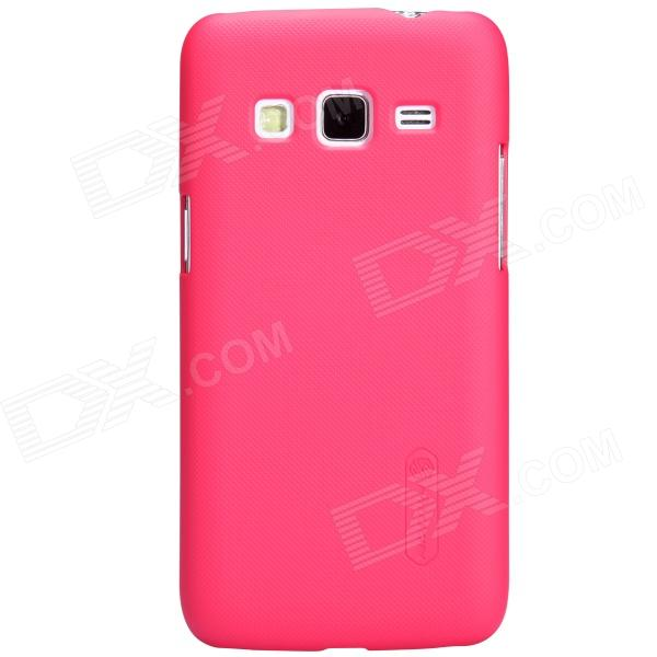 NILLKIN Matte Protective PC Back Case for Samsung G3815 (Galaxy Express 2) - Deep Pink nillkin star series protective case for moto g2 pink