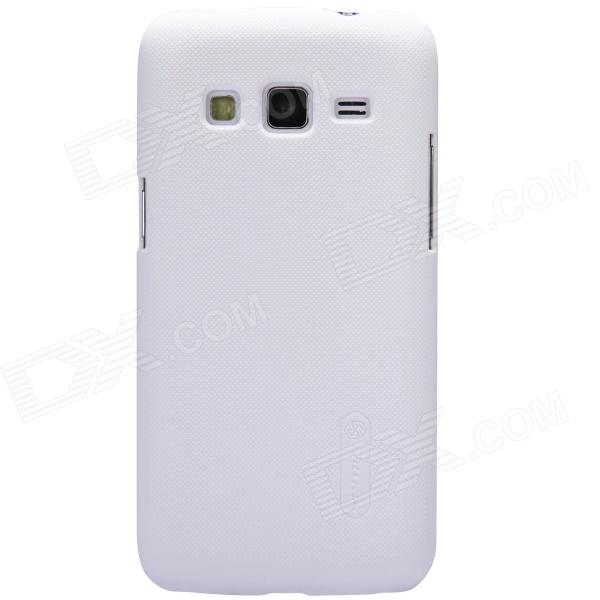 все цены на NILLKIN Matte Protective PC Back Case for Samsung G3815 (Galaxy Express 2) - White онлайн