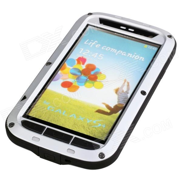 best loved afac3 7f978 Redpepper Aluminum Alloy Glass Waterproof Case for Samsung Galaxy S3 -  Silver + Black + Multicolored