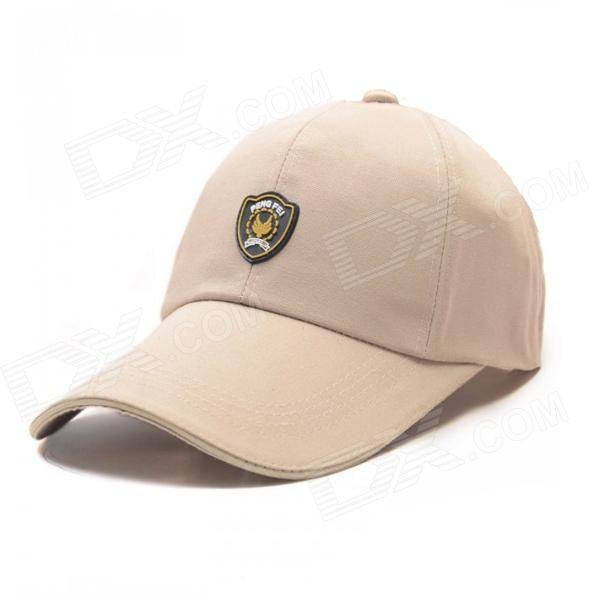 FenLu Leisure Outdoor Cloth Baseball Cap - Khaki