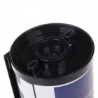 Creative Film Roll Canister Paper Towel Tissue Box - Blue + Black