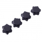 1/8 Wheel Nuts - Black (4 PCS)