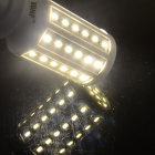 HZLED E27 12W 960lm 3000K 60-SMD 5730 LED Warm White Light Lamp - White (AC 85~265V)