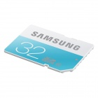 Samsung Electronics SDHC Memory Card - Blue + White (32GB / Class 6)