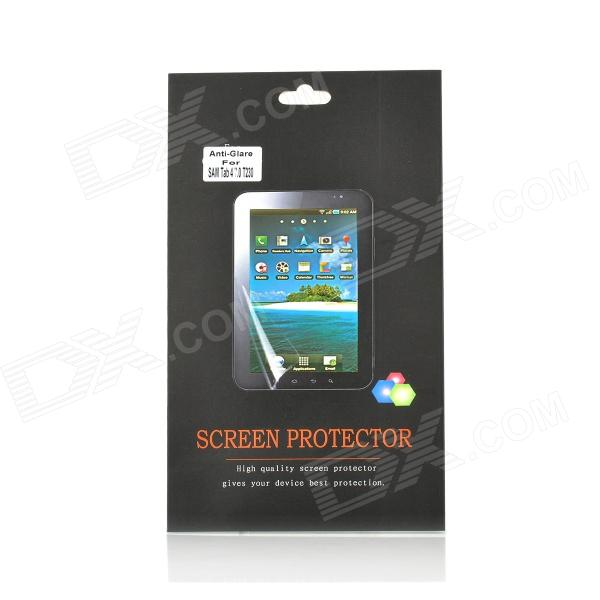 Protective Matte Frosted PET Screen Protector Film Guard for Samsung Galaxy Tab 4 7.0 - Transparent