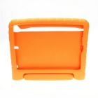 EPGATE A00475 Portable Protective PU + PC Back Case w/ Stand / Handle for IPAD AIR 5 - Orange