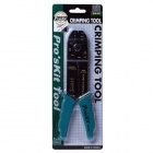 Pro'skit 8PK-033 Heavy Duty Wire Cutting / Stripping / Crimping Plier - Green