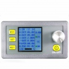 "HZDZ 202 1.44"" LCD Display Digital Power Integrated Voltage Voltmeter - Silver  (20V)"