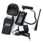 "Baofeng BF-UV82 5W 1.5""128-CH Walkie Talkie Set w/ Voice Encryption"