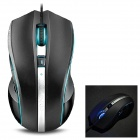 Rapoo V900 USB 2.0 Wired 8200dpi Laser Gaming Mouse w/ Light - Black