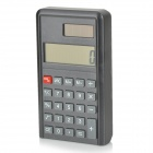 "1.6"" Screen 0.1~1000G Electronic Scale w/ 2.15"" Screen-display Calculator - Dark Grey (2 x AAA)"